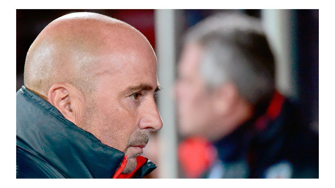 Hace un tiempo que Sampaoli está en el radar de la Selección