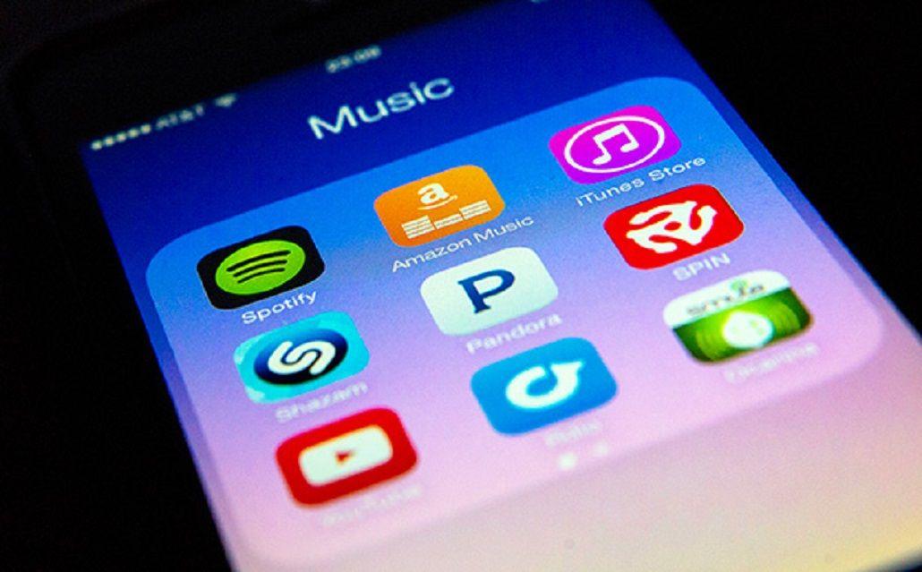 El streaming musical supera al video por primera vez
