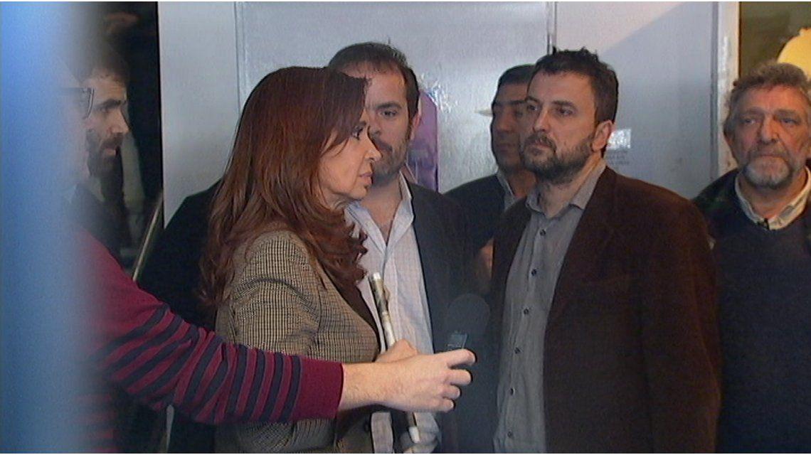 Cristina Kirchner en Tiempo Argentino: El ataque remite a una época nefasta