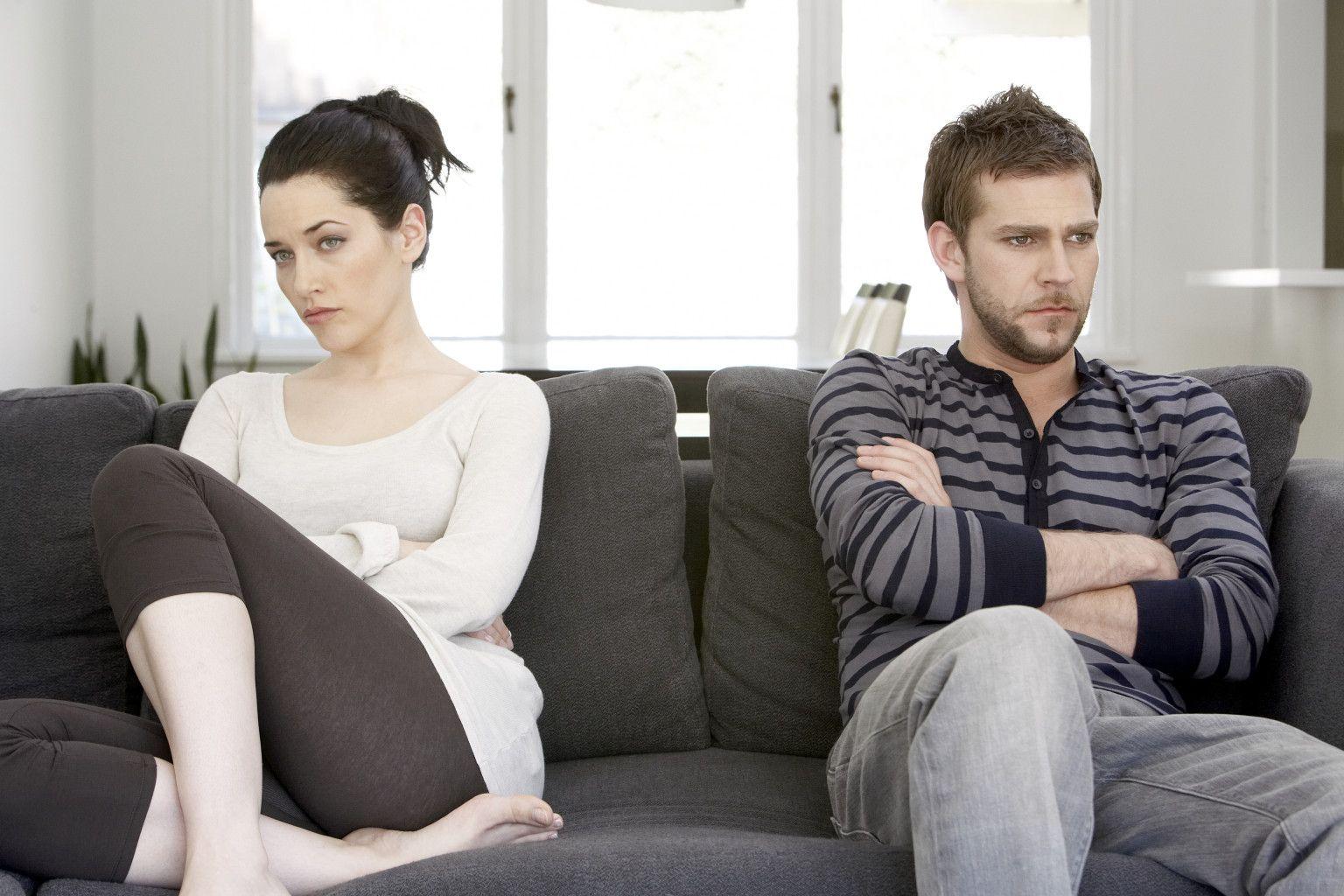 El 94% de los hombres dejaría a su pareja si sube de peso