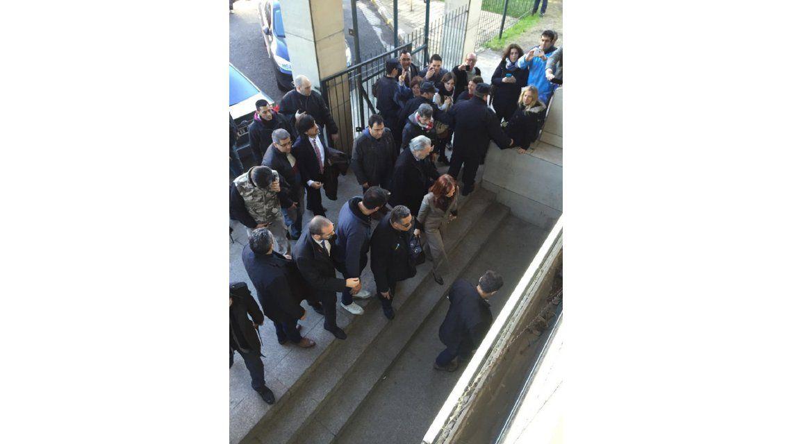 El juez Bonadio inhibió todos los bienes de Cristina Kirchner
