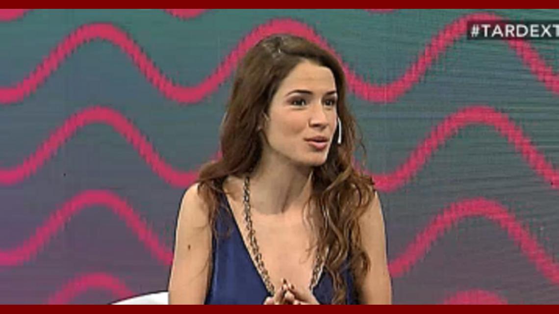 Chachi Telesco: del video hot a la meditación