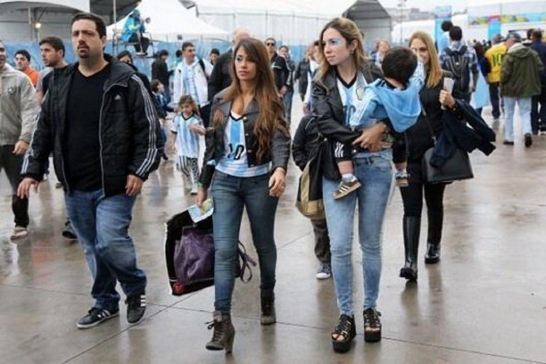 Antonella Roccuzzo, sobre los críticos de Messi: Son pocos, pero pesan
