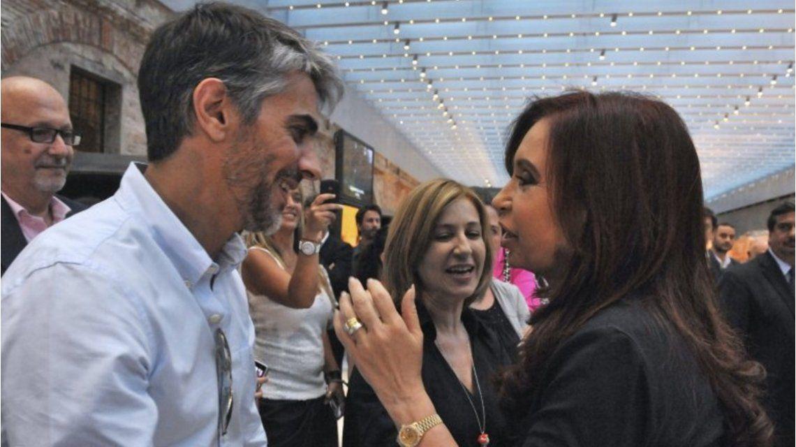 Pablo Echarri por Radio 10: A Cristina y a Néstor los siento como mis padres