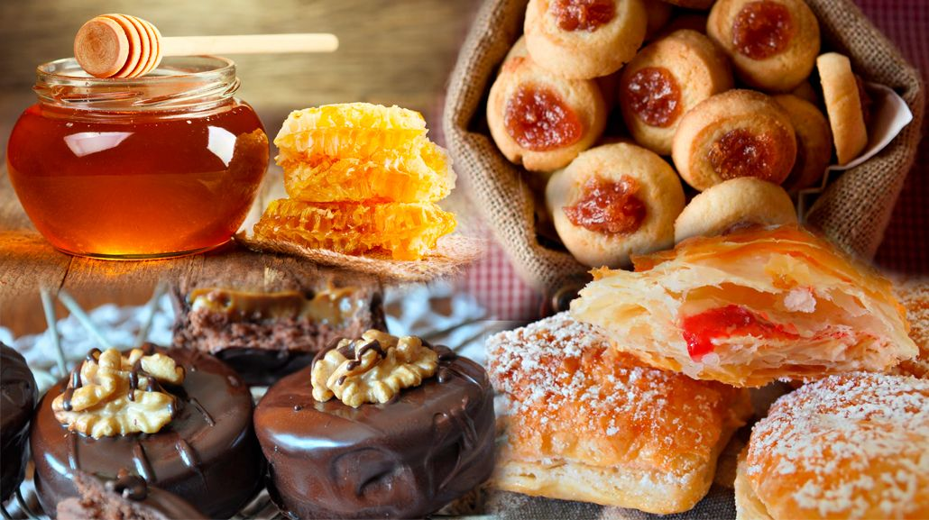Los argentinos son fanáticos de los dulces