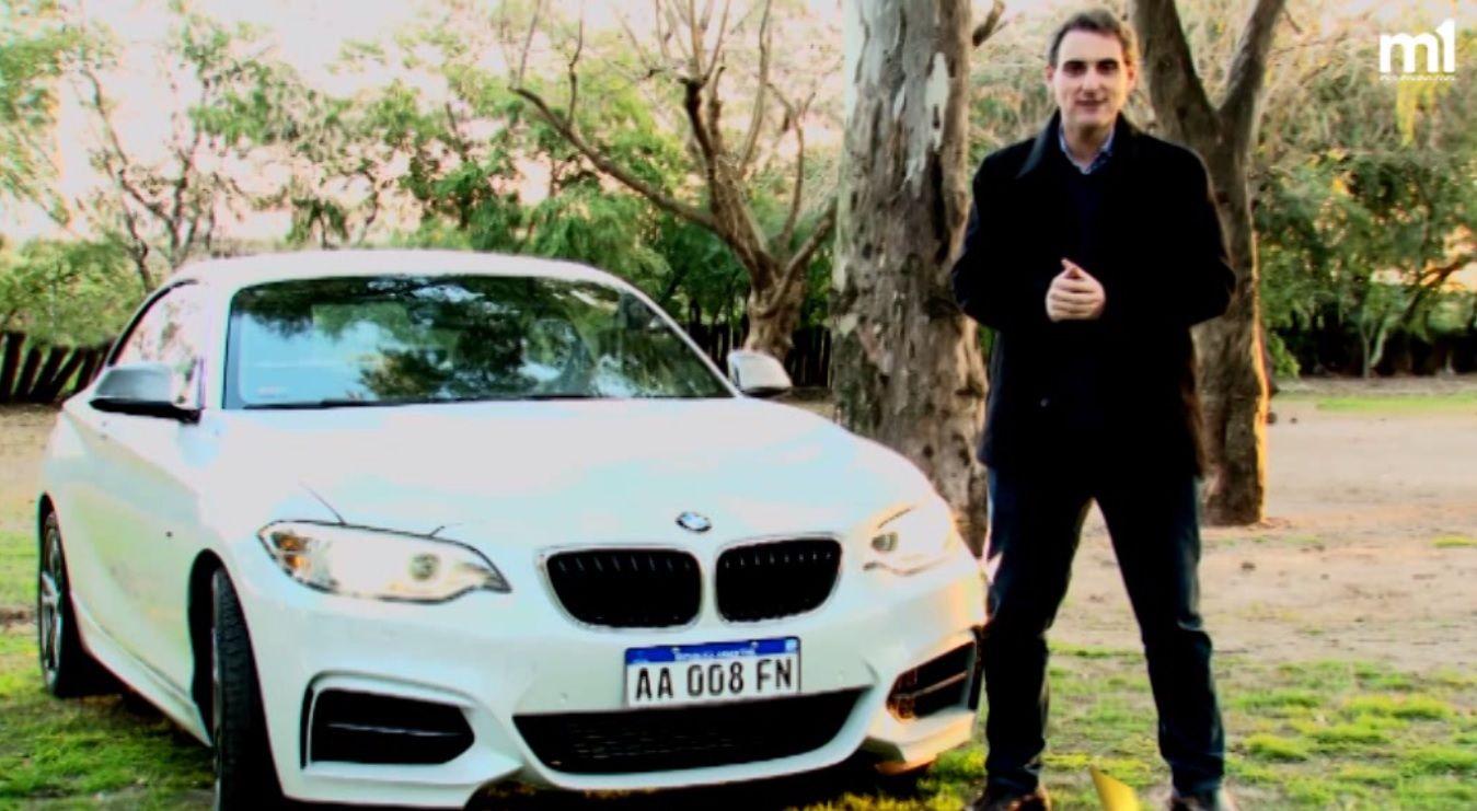 Probamos el BMW M235i, una máquina alemana
