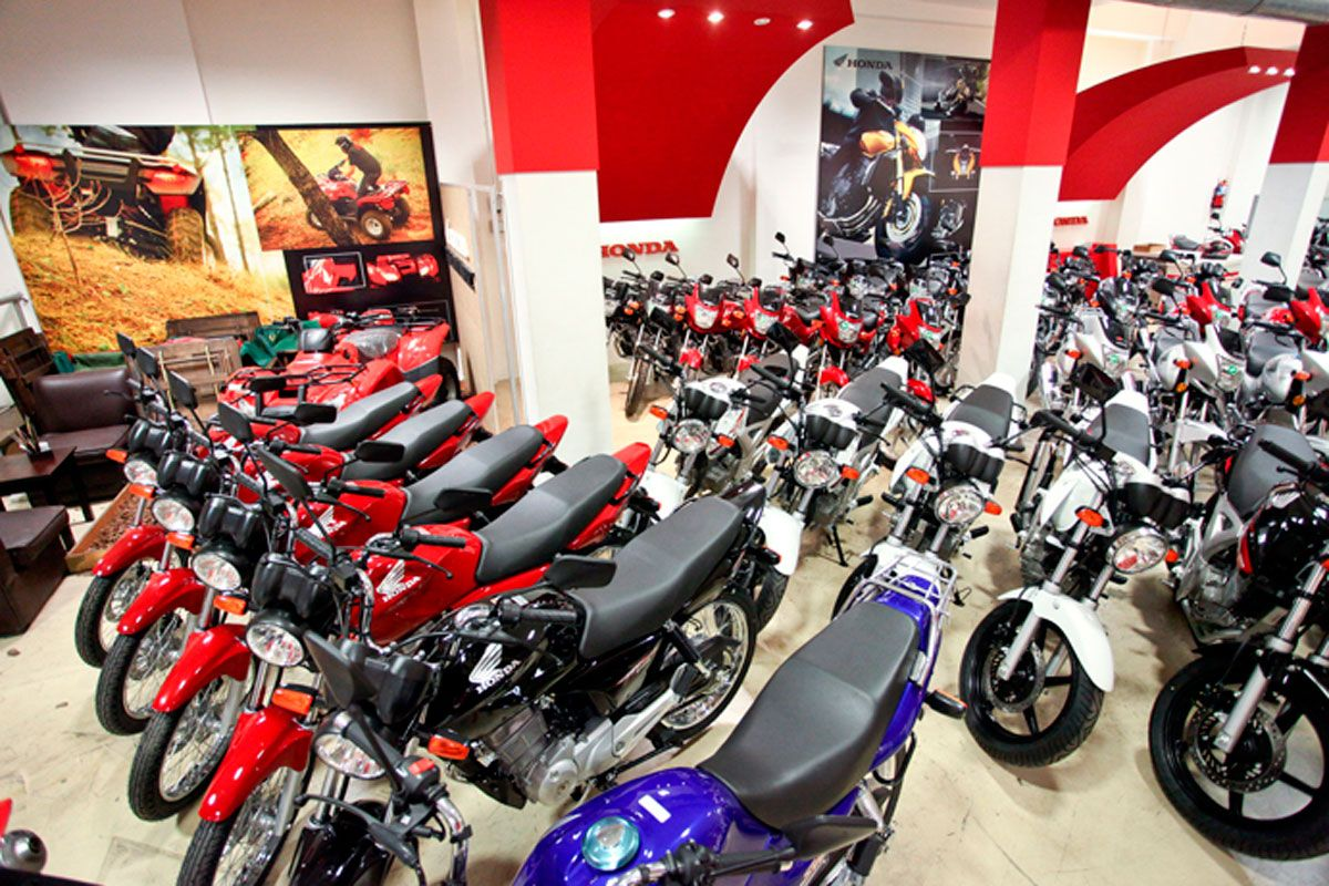 Patentamiento de motos sufrió su quinta baja consecutiva: cayó 9% en julio
