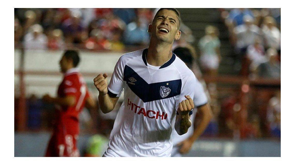 El jugador disputó 19 partidos y convirtió 1 gol en Liniers