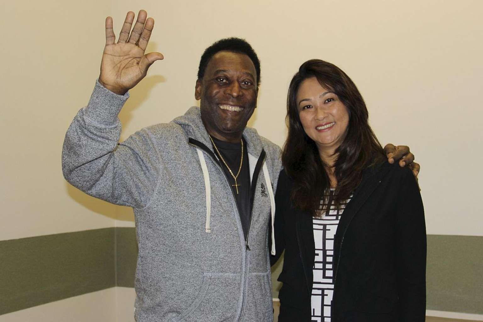 ¿Será la vencida? Pelé se casará por tercera vez a los 75 años
