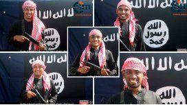 Los terroristas de Bangladesh posaron sonrientes y armados