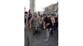 Al menos 119 muertos en atentado en Bagdad reivindicado por ISIS