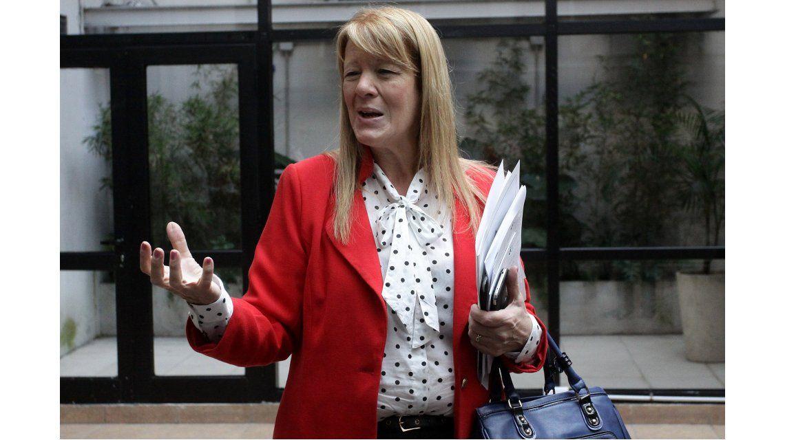 Stolbizer calificó de escandaloso el pacto entre Macri y el Correo Argentino