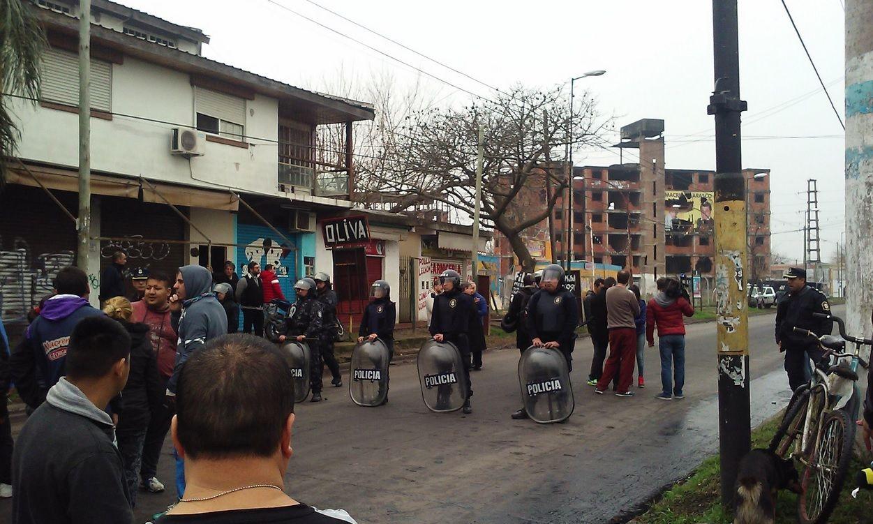 Pueblada en Ituzaingó por el presunto robo de chicos de un circo