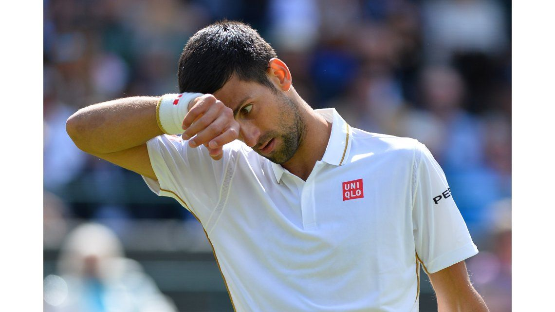 Sorpresa en Wimbledon: Novak Djokovic cayó en tercera ronda