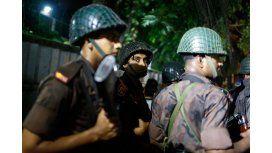 Alerta en Bangladesh por la toma de un restaurante