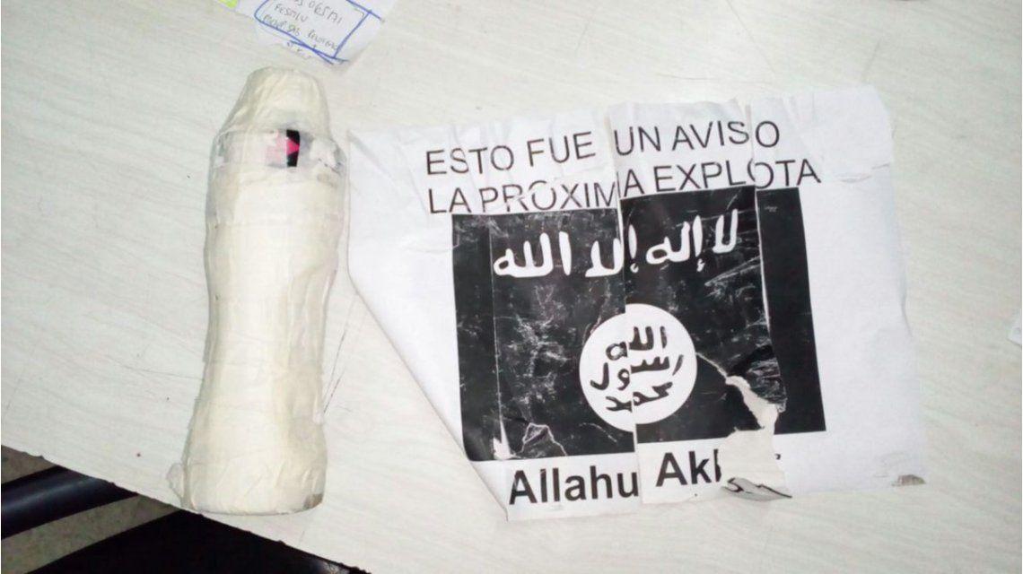 Amenaza contra un club israelita de Santa Fe: La próxima vez será un explosivo