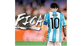 Brasil se ríe de la renuncia de Lionel Messi a la Selección argentina