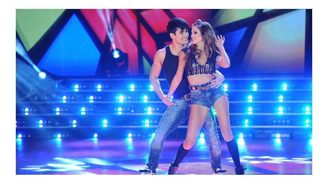 El baile sensual de María del Cerro en Showmatch