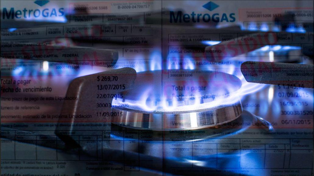 Cuatro provincias más lograron frenar el aumento en las tarifas del gas
