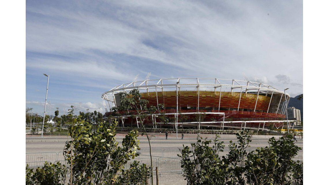 Preparativos para los Juegos Olímpicos de Río 2016