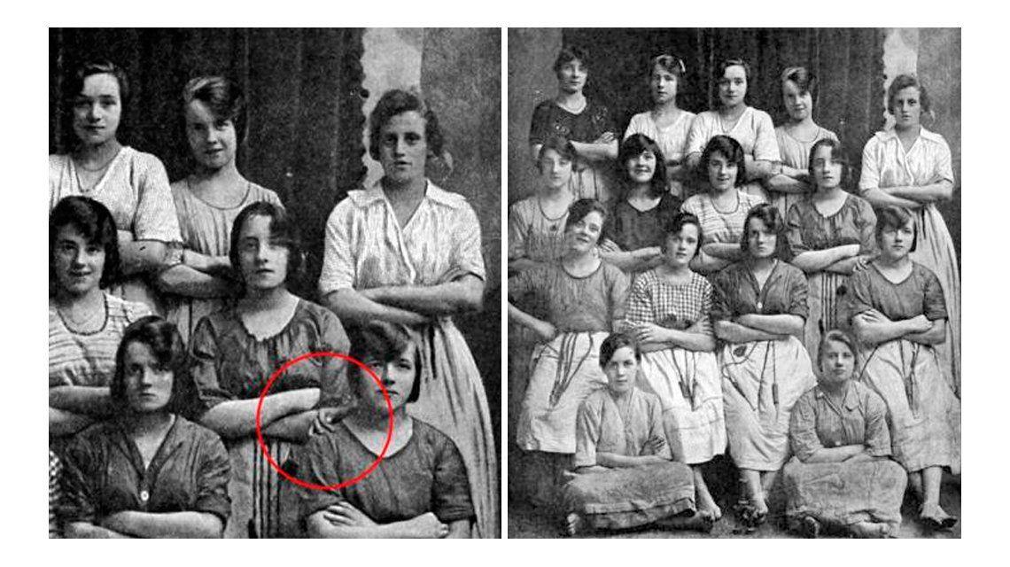 ¿Qué hay de extraño en esta foto tomada hace 116 años?