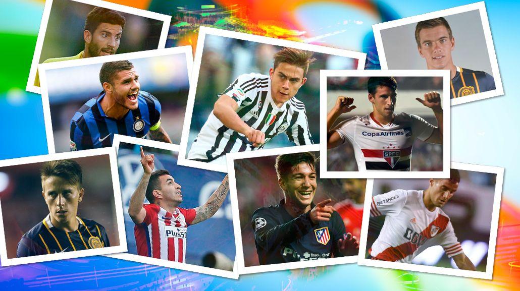 La renovación: los 10 nombres que asoman en el futuro de la Selección Argentina