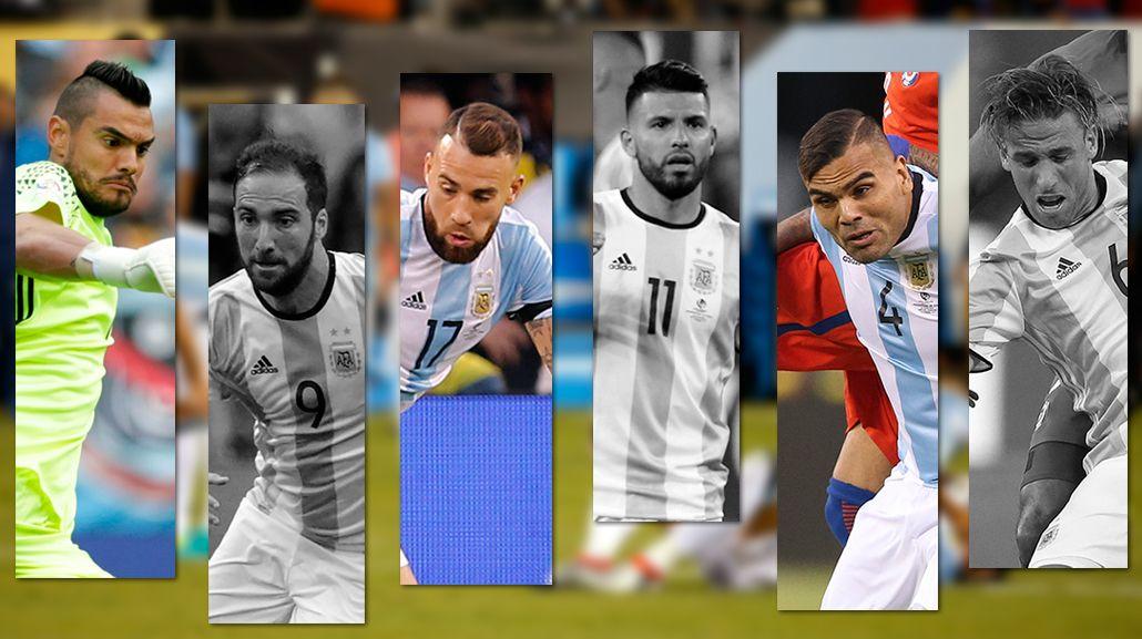 Apuntados y salvados de la gente: quiénes deben irse y quiénes continuar en la Selección