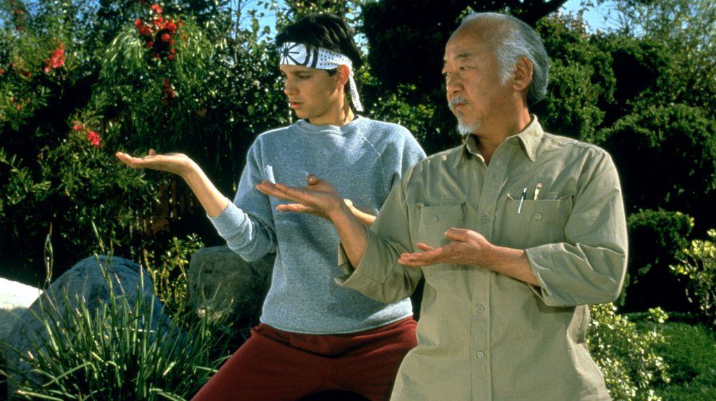 Daniel San, de Karate Kid, protagonizará una serie porno