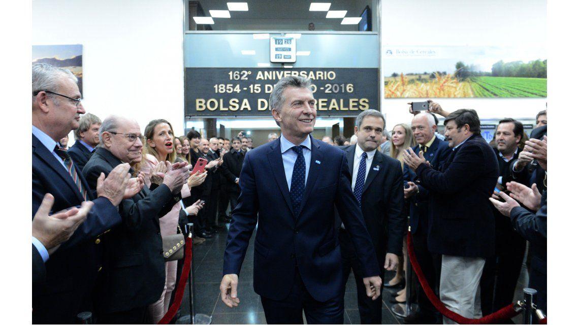 Macri: No dije que iba a resolver todos los problemas en el segundo semestre