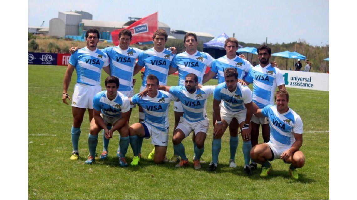 Los Pumas 7 compartirán el grupo A de Río 2016 con Fiji, Estados Unidos y Brasil