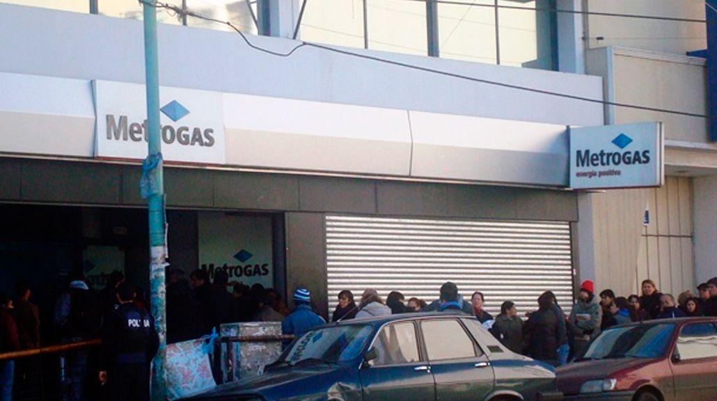 Con el segundo semestre llegaron las facturas del gas y las quejas de los usuarios