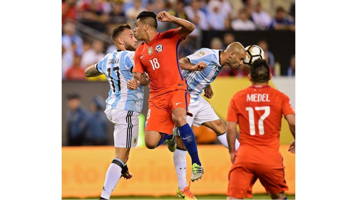 La final de la Copa América en imágenes