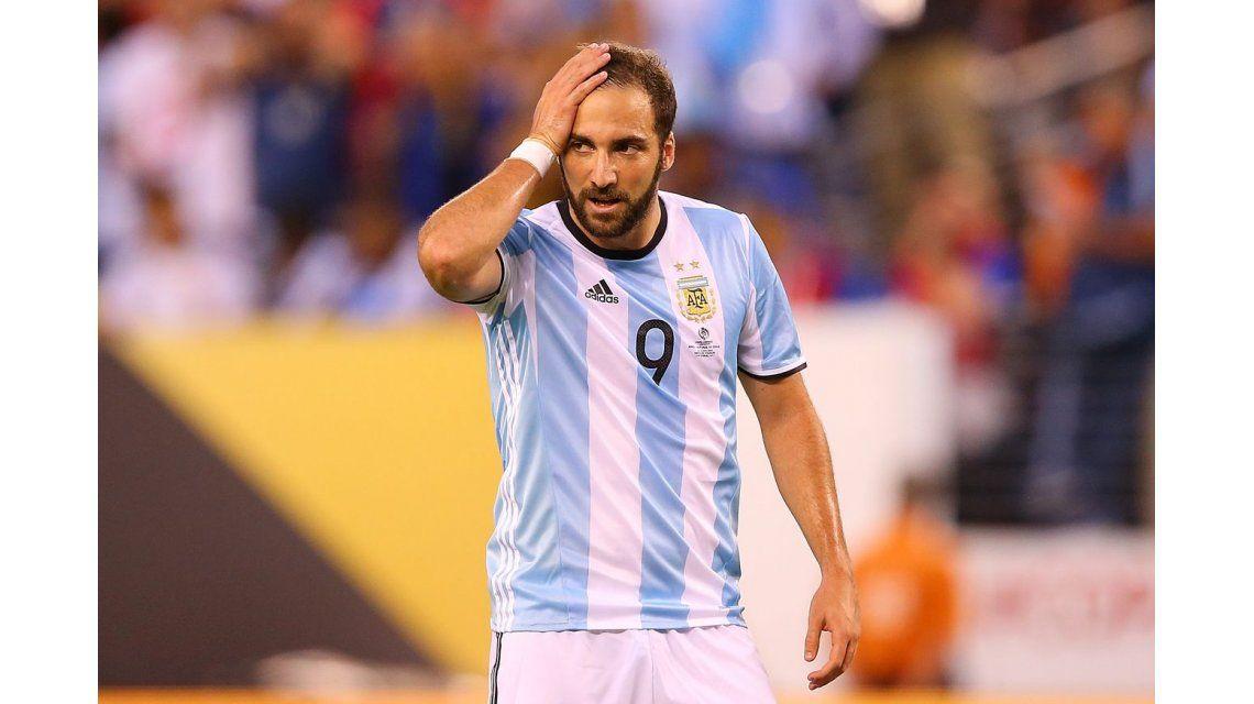 El hermano de Higuaín contra Martino: El 9 en una final no se puede cambiar nunca
