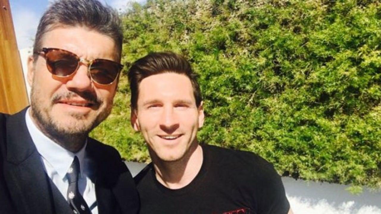 Marcelo Tinelli: Hablé con Messi por WhatsApp, tenemos chances