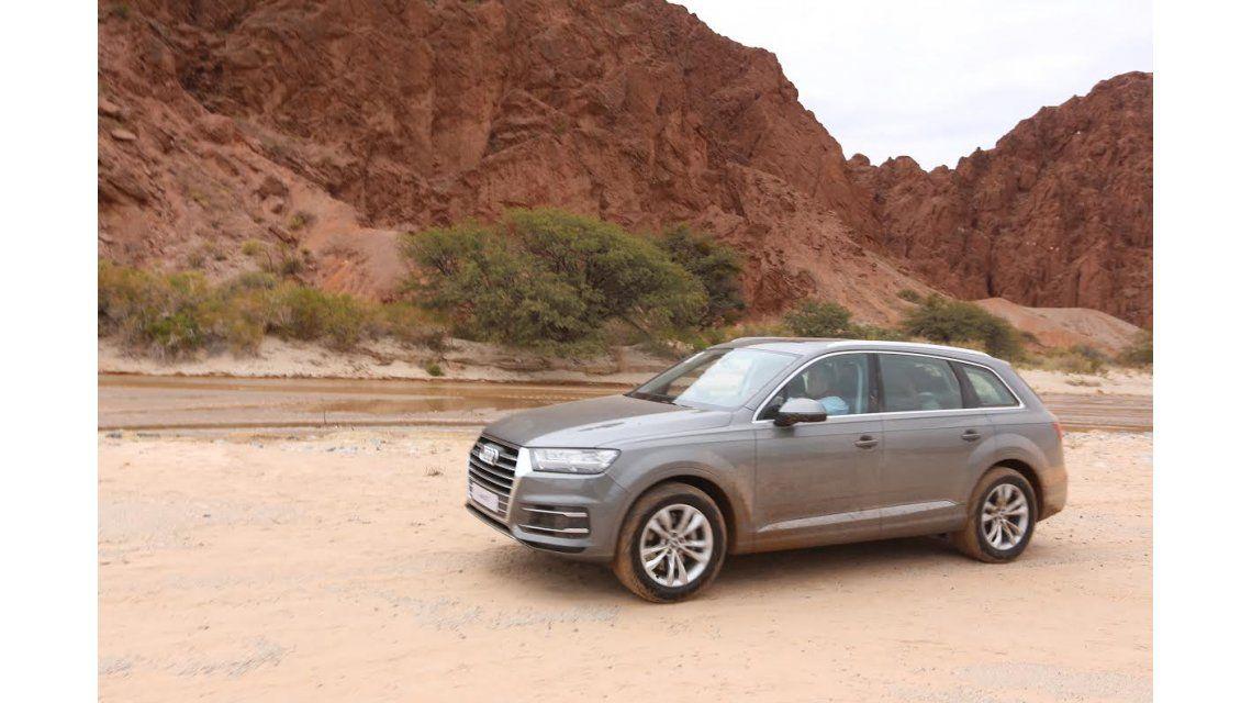 Audi Q7: la segunda generación con más tecnología