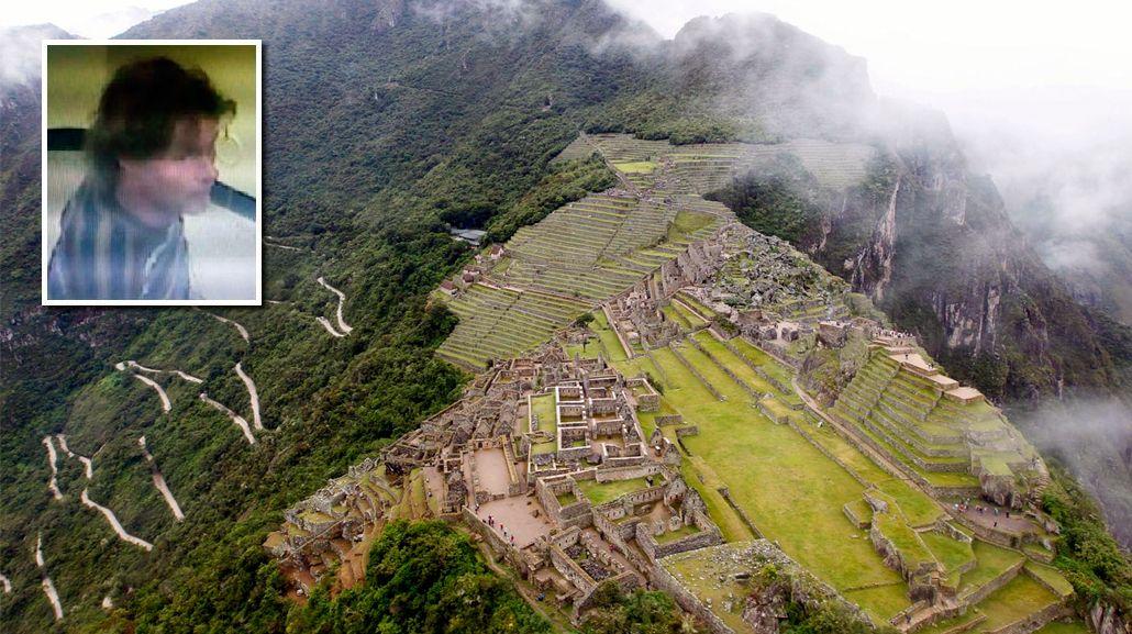 Selfie mortal: un turista cayó por un precipicio en Machu Picchu al sacarse una autofoto