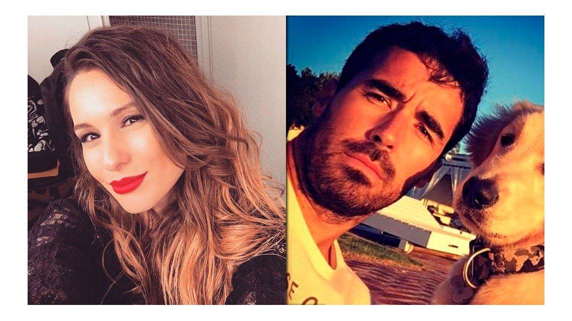 Pampita y Nacho Viale, ¿juntos en Ibiza?