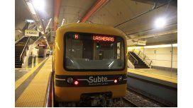 Este martes inauguran la estación Santa Fe de la Línea H de subte