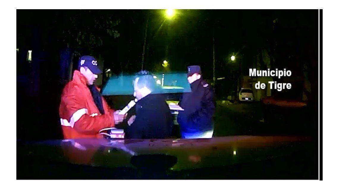 Un conductor borracho atropelló a cuatro personas: tenía 1,49 gramos de alcohol en sangre