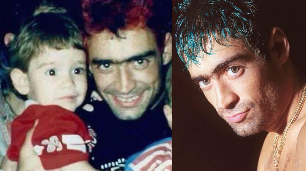 Emotivo recuerdo del hijo de Rodrigo: Cada día te extraño más