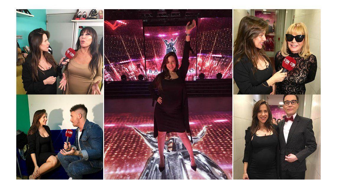 Mirá el backstage de Showmatch en C5N
