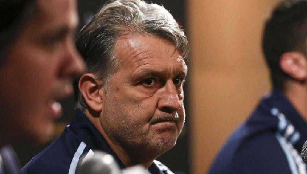 Gerardo Martino renunció a la Selección argentina