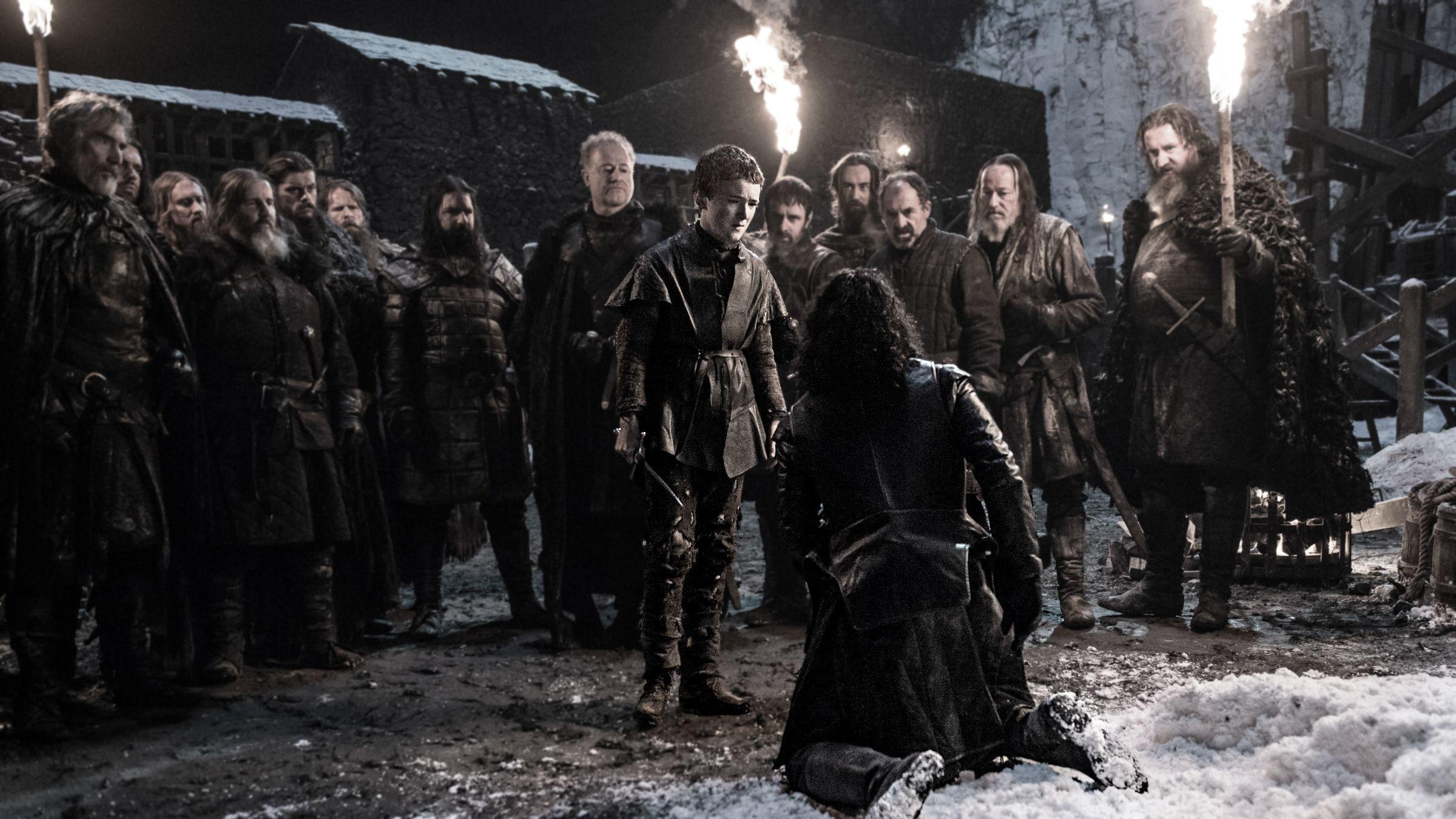 #FilosofíaAplicada Jon Snow sólo sabe que no sabe nada