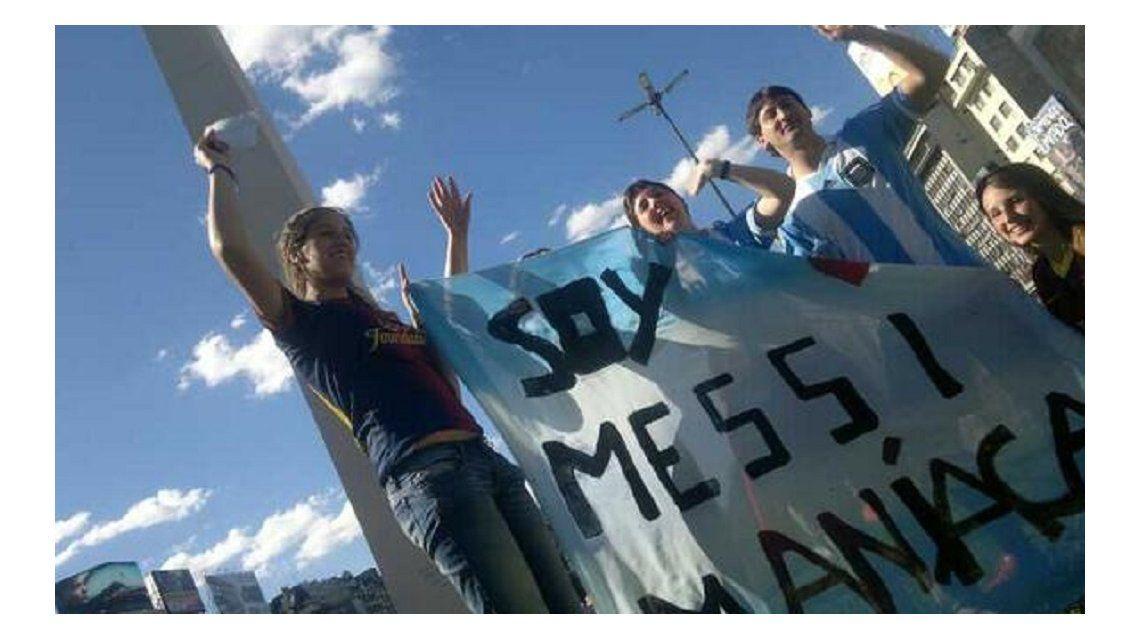 ¿Vas a ir? Planean un multitudinario banderazo para bancar a Messi