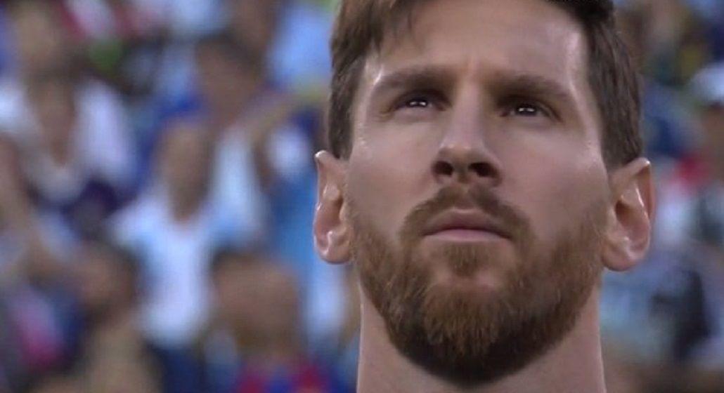 VIDEO: Así anunció Lionel Messi que no juega más en la Selección argentina