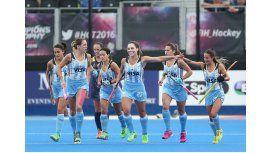 Otra vez campeonas: Las Leonas se quedaron con el Champions Trophy
