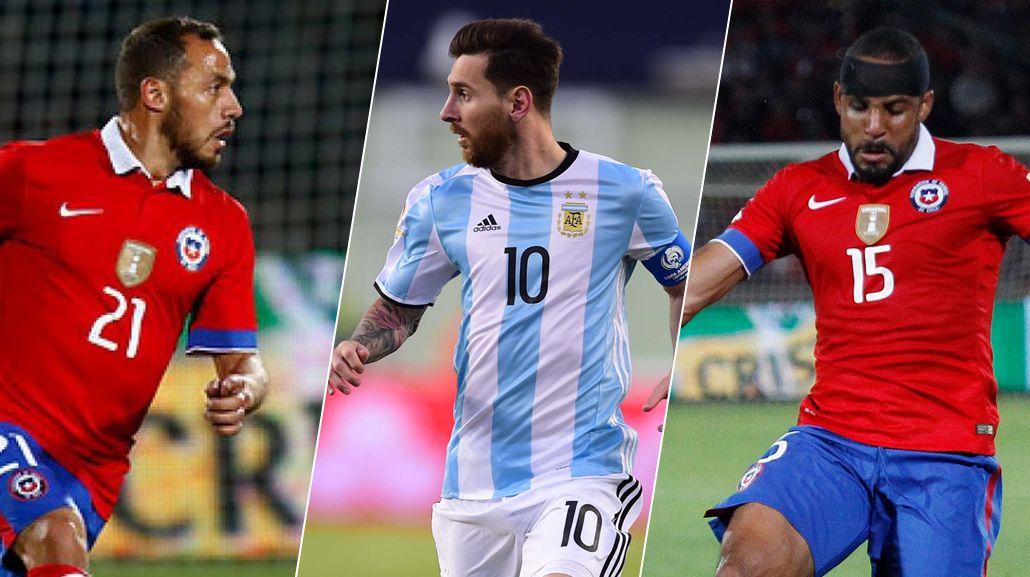 ¿Podrán frenarlo? El plan de Chile para detener a Messi