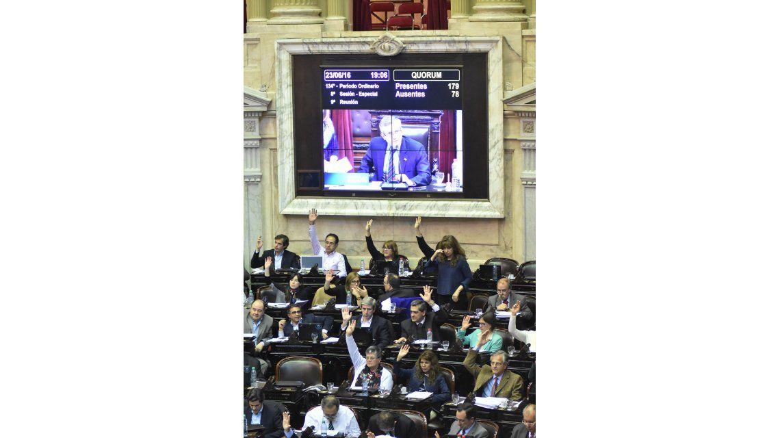 Media sanción a Ley para que el Estado disponga de bienes provenientes de ilícitos