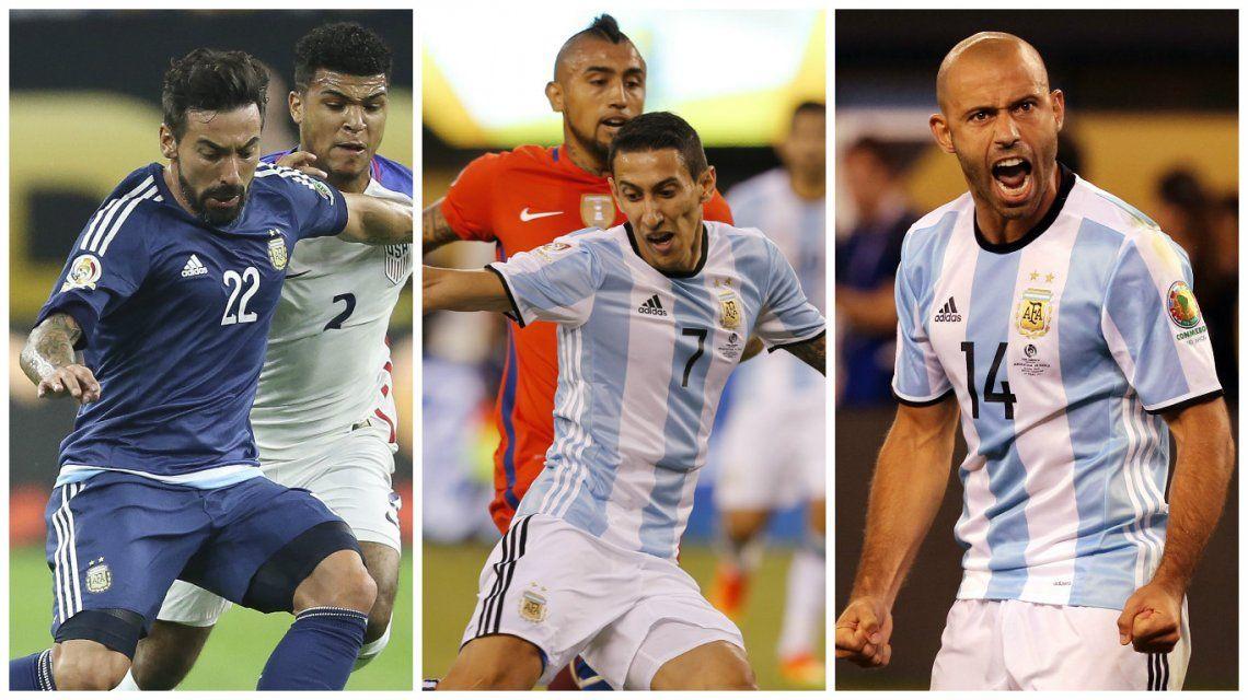 Lavezzi, Di María y Mascherano también se irían como Messi y Agüero