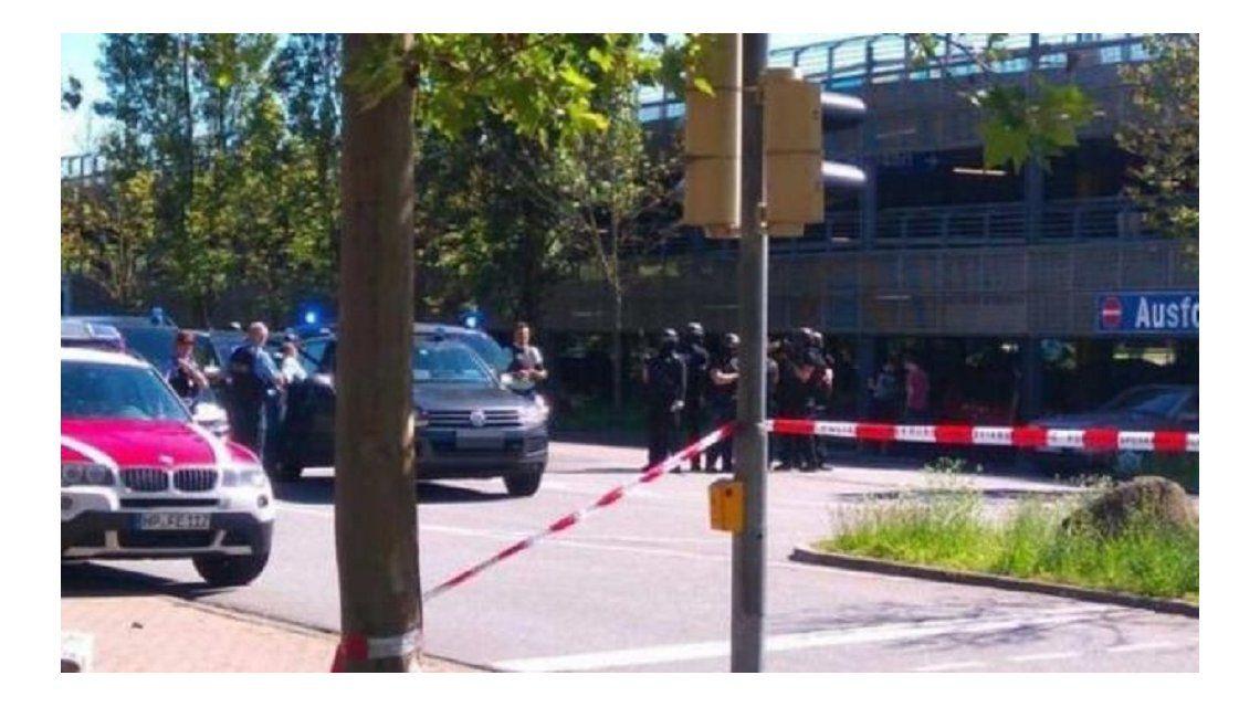 Susto en Alemania: un hombre entró a un cine y abrió fuego contra los clientes